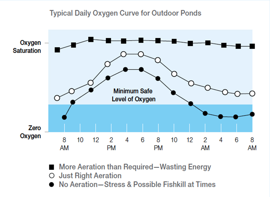 Dissolved Oxygen in Aquaculture